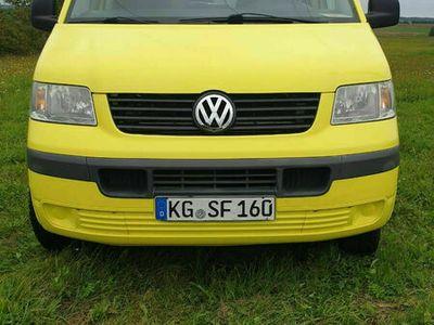 gebraucht VW T5 Kombi, 1.Hand, Scheckheft gepf., 6 Sitze