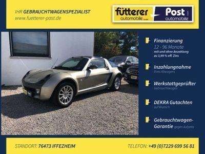 käytetty Smart Roadster Coupe*Klima*Tempomat*