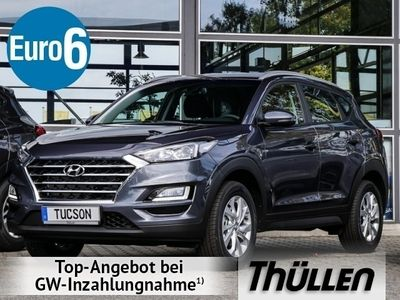 gebraucht Hyundai Tucson 1.6 GDi 2WD Trend Bluetooth LED Klima