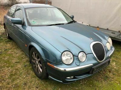 gebraucht Jaguar S-Type V6 Leder Klimaautom.Rechtslenk.