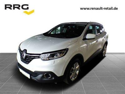 gebraucht Renault Kadjar dCi 110 Experience Navi!!!