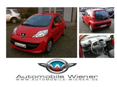 gebraucht Peugeot 107 70 Filou * Klima * 5-türig * 1-Hand *