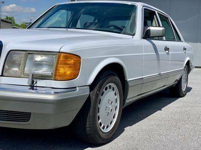gebraucht Mercedes 420 (1987)