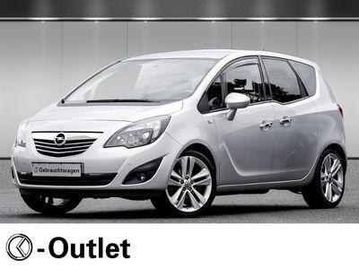 gebraucht Opel Meriva B 1.4 Turbo Innovation AHK/PDC/ALU/KLIMA/SHZ