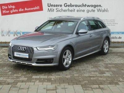 gebraucht Audi A6 Allroad quattro 3.0 TDI AHK ACC Matrix 360° Kamera Memory Navi