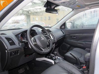 gebraucht Mitsubishi ASX Instyle 4 WD