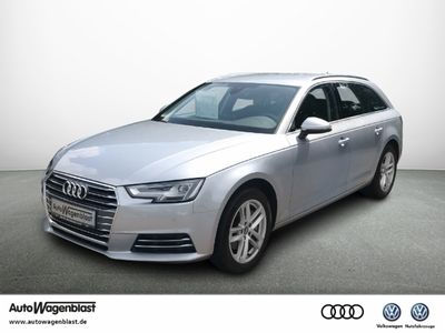gebraucht Audi A4 Avant Sport 2.0 TDI-S-TRONIC+LED+NAVI+VIRTUAL COCKPIT