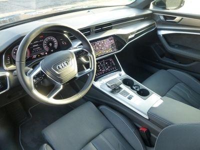 begagnad Audi A6 Limousine 50 TDI quattro tiptonic S line HD-Matrix LED Tiptronic KLIMA NAVI LEDER ALU