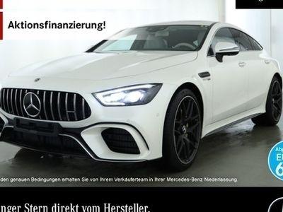 gebraucht Mercedes AMG GT 4M designo Burmester 3D Carbon Perf-Abgas