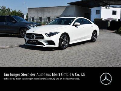 gebraucht Mercedes CLS350 d AMG WIDESCREEN+SD+LED+360°+FAHRASSIS-P