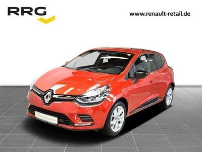 used Renault Clio IV 4 0.9 TCE 90 ECO² LIMITED DELUXE LIMOUSINE