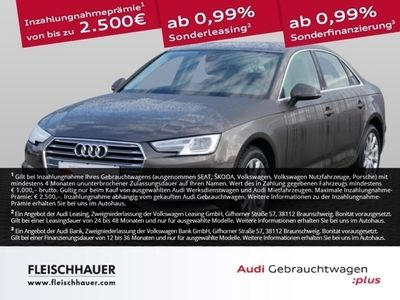 gebraucht Audi A4 35 TDI sport 2.0 NAVI XENON TEMPOMAT SHZ PDC