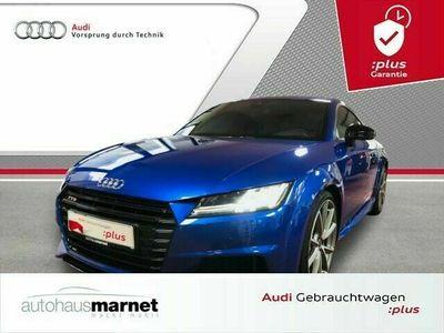 gebraucht Audi TTS Coupé 2.0 TFSI quattro Navi Matrix B&O Einparkhilfe Rückfahrkamera Sitzheizung