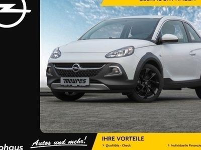 gebraucht Opel Adam Rocks 1.4 WINTERPAKET KLIMA TEMPOMAT USB -