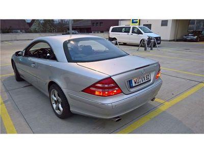 gebraucht Mercedes CL500 LPG