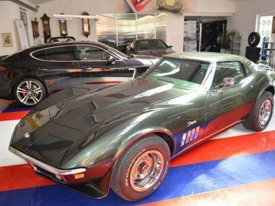 gebraucht Corvette Stingray C3T-Top 5,7l Chrom-Model H-Zulassung
