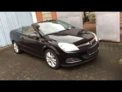 gebraucht Opel Astra Cabriolet Twin Top 1.6 Turbo Edition