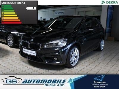 gebraucht BMW 218 Active Tourer d SportLine ParkAssistent LED