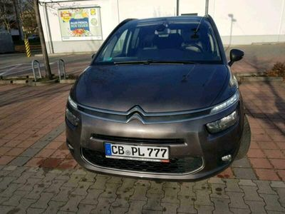 gebraucht Citroën Grand C4 Picasso Familienauto Euro...