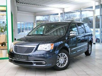 gebraucht Chrysler Grand Voyager Town & Country / GAS-LPG,Leder