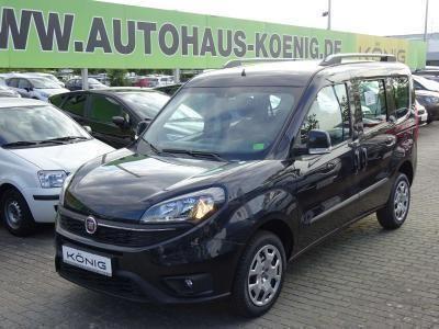 gebraucht Fiat Doblò Kombi SX 1.4 Klima
