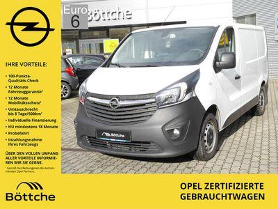 gebraucht Opel Vivaro Kasten 1.6 CDTi L1H1 USB KLIMA AHK EU6