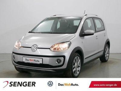 gebraucht VW cross up! up!1.0 Klimaanlage Radio-CD Nichtrau.