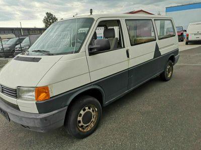 gebraucht VW T4 Kombi Transporten, AHK, Lange Radstand