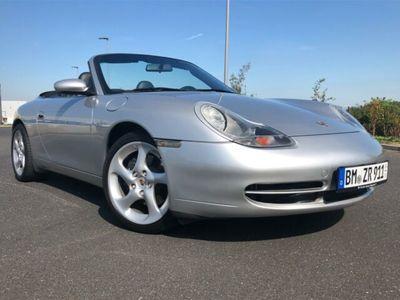 gebraucht Porsche 911 Cabrio, 65tkm