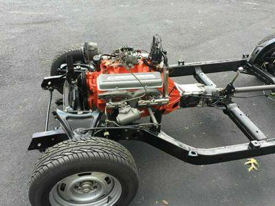 gebraucht Corvette C2 als Cabrio/Roadster in Gensingen