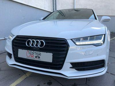 gebraucht Audi A7 3.0 TFSI quattro S Line/GSHD/HUD/Spur/Kam/20