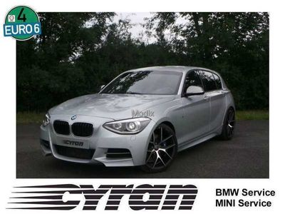 gebraucht BMW M135 i Navi Prof AC Schnitzer Fahrwerk H&K Xenon