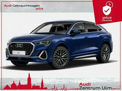 "gebraucht Audi Q3 Sportback S line 40 TDI qu. S tronic LED VIRTUAL 19"""