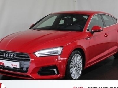 gebraucht Audi A5 Sportback Sport S-Line MMIPlus PreSense Navi