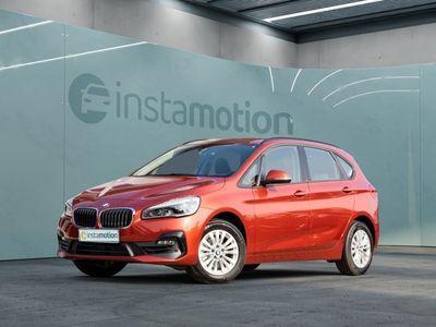 gebraucht BMW 218 Active Tourer 218 i Advantage LED RFK Navi Shz