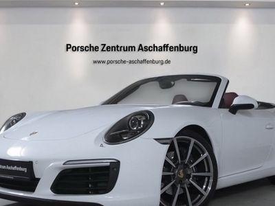 gebraucht Porsche 911 Carrera Cabriolet Sportabgas Sportsitz PDLS