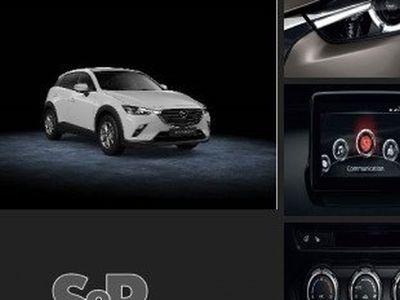 gebraucht Mazda CX-3 2.0 150 PS Exclusive Line