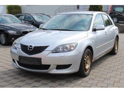 """used Mazda 3 2.0 Sport Active """"XENON-NAVI-ALU-KLIMAAUT"""""""