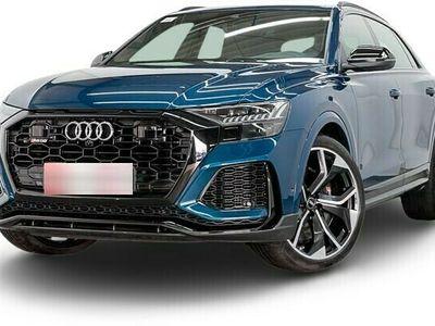 gebraucht Audi RS Q8 RSQ8LM23 STANDHZG B&O AHK 2xASSISTENZ