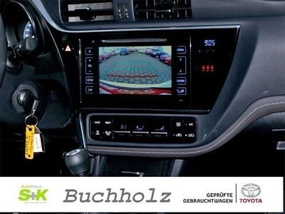 gebraucht Toyota Auris Touring Sports 1.2 Turbo Touring Sports De