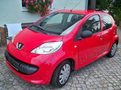 gebraucht Peugeot 107 70 Filou, TÜV neu!, erst 72 Tkm!