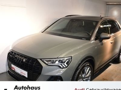gebraucht Audi Q3 45 TFSI quattro S line LED*RFK*PANO