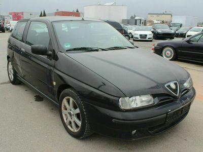 gebraucht Alfa Romeo 145 Alfa1,4 16V T. SPARK*KLIMATRONIK*ALU*BLACK* als Limousine in Schönaich (Raum Stuttgart)