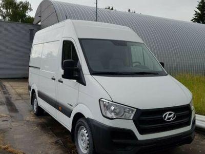 used Hyundai H 350 8-fach bereift mit flexiblem Stangensystem