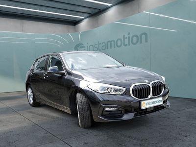 gebraucht BMW 118 118 dA Sport Line NAVI+LED+SHZ