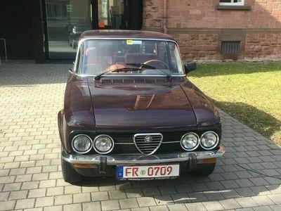 gebraucht Alfa Romeo Giulia 1300 Nuova als Limousine in Freiburg