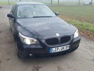 gebraucht BMW 535 d -Leder in Beige,Navi,Xenon,CD-Wechsler