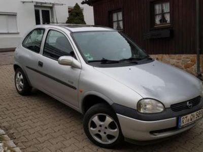 gebraucht Opel Corsa mit Schiebedach