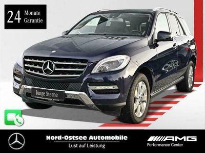 gebraucht Mercedes ML350 BT 4M Navi AHK PDC ILS Sitzheizung