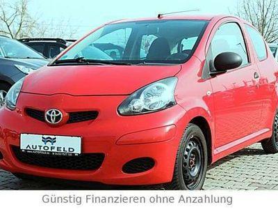 gebraucht Toyota Aygo 1,0/SPORTSITZE/AUX/USB/LIEFERUNGMÖGLICH/